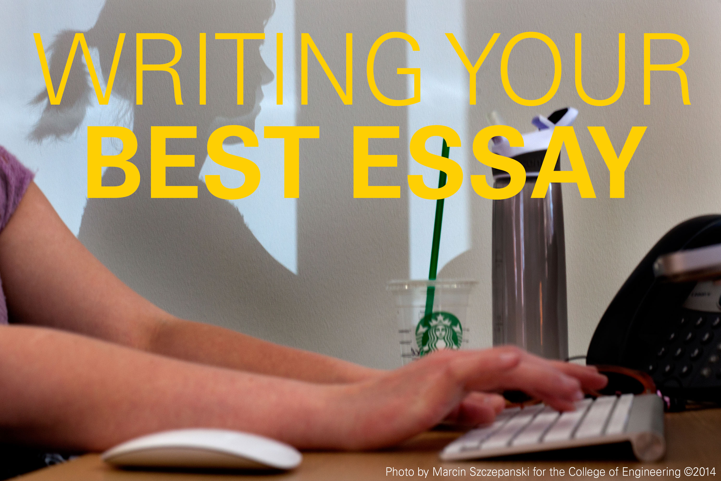 writing that college essay a little advice undergraduate  blog